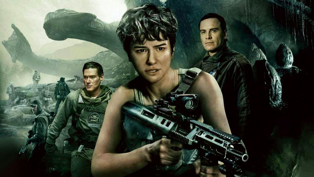 The Best Hollywood Horror Movies 'Alien: Covenant ' - Movies Out