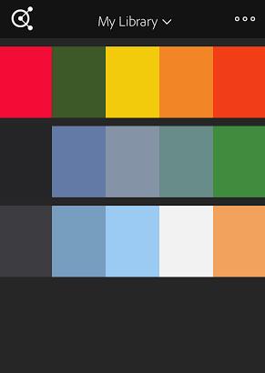 Adobe Color CC App Helps You Choose a Beading Color Scheme