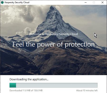 تحميل وشرح برنامج Kaspersky Security Cloud