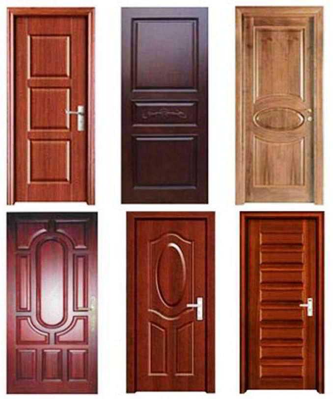 33 model pintu utama daun pintu rumah minimalis modern