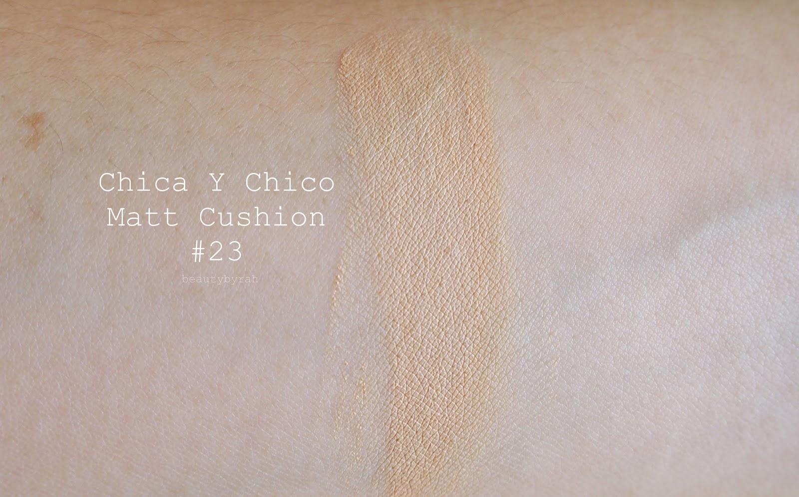 Chica Y Chico Matt Cushion Review
