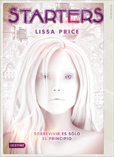 Fangirleando: Starters de Lissa Price
