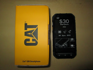 Hape Outdoor Caterpillar Cat S30 Android 4G LTE