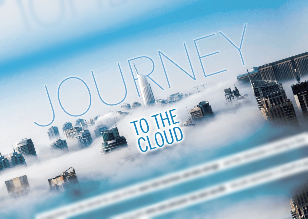 Journey To The Cloud - Infographic