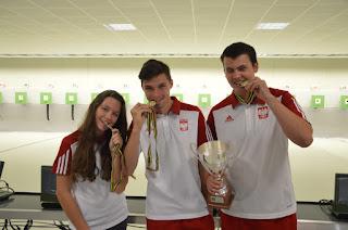 Rabczuk, Sakowski srebrny medal Europejska Liga Młodzieżowa 2016