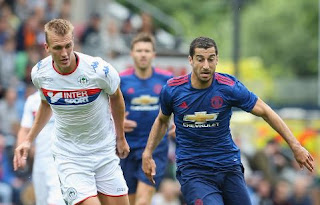 Wigan Athletic vs Manchester United 0-2 Video Gol