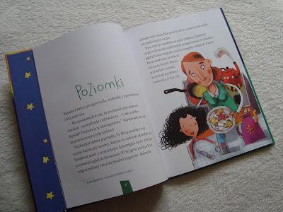 przygody roztargnionej czarownicy, książka dla dzieci, quiz