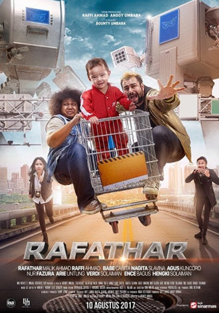 Back again with mimin who on this occasion will deliver a new movie called  Download Rafathar 2017 WEBDL Full Movie