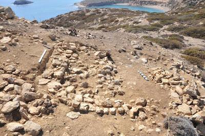Ίχνη νεολιθικού οικισμού στην Κάρπαθο
