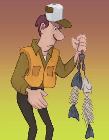 Histoires de pêche, Daniel Lefaivre, blogue de pêche, pêche doré