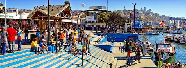 O que fazer com crianças em Valparaíso