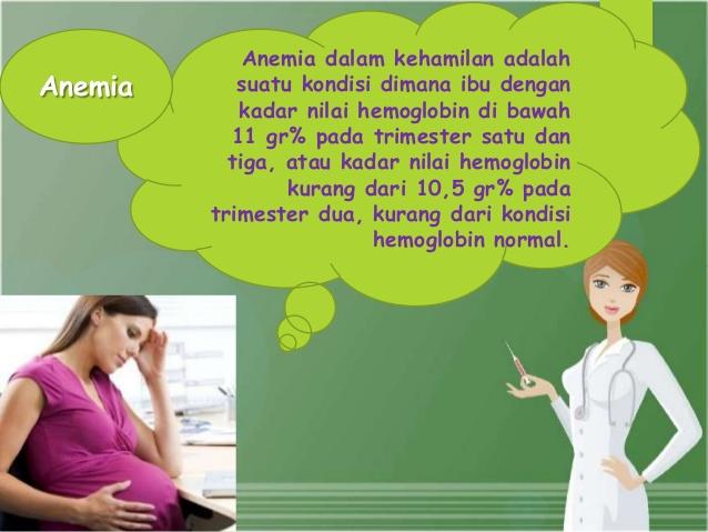 Anemia Defisiensi Besi pada Kehamilan