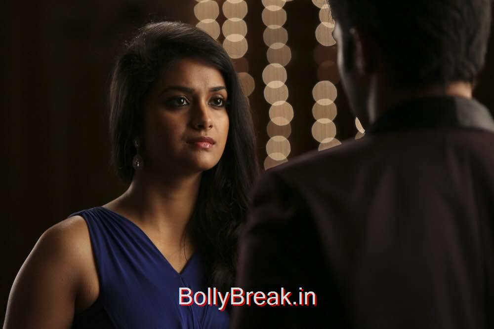 Tamil Actress Keerthi Suresh, Keerthi Suresh Hot Stills From Idhu Enna Maayam Tamil Movie