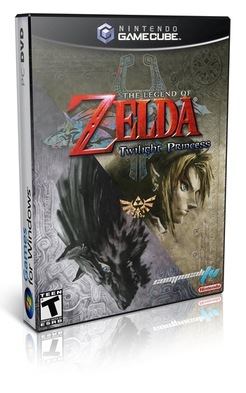 The Legend Of Zelda Twilight Princess PC Emulado Español Descargar DVD5