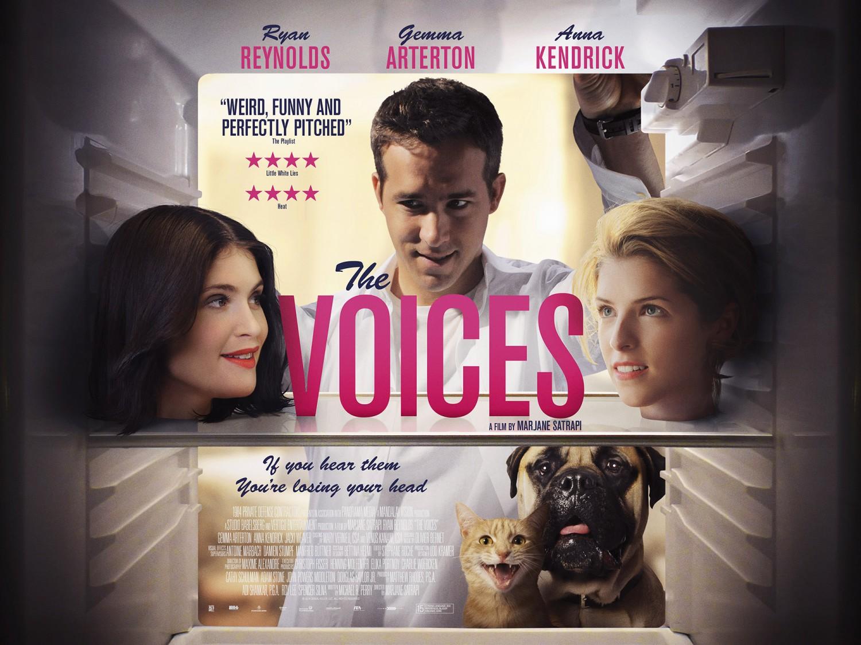 Nonton Film The Voices (2014)