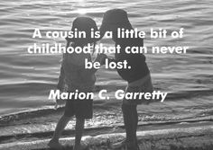 favourite cousin quote