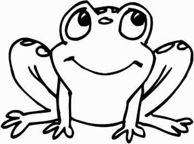 Kostenlos frosch bilder Tolle Malvorlage