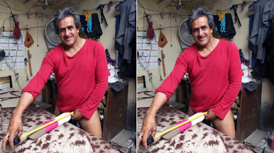 Roberto Esquivel Cabrera man with largest penis in the world