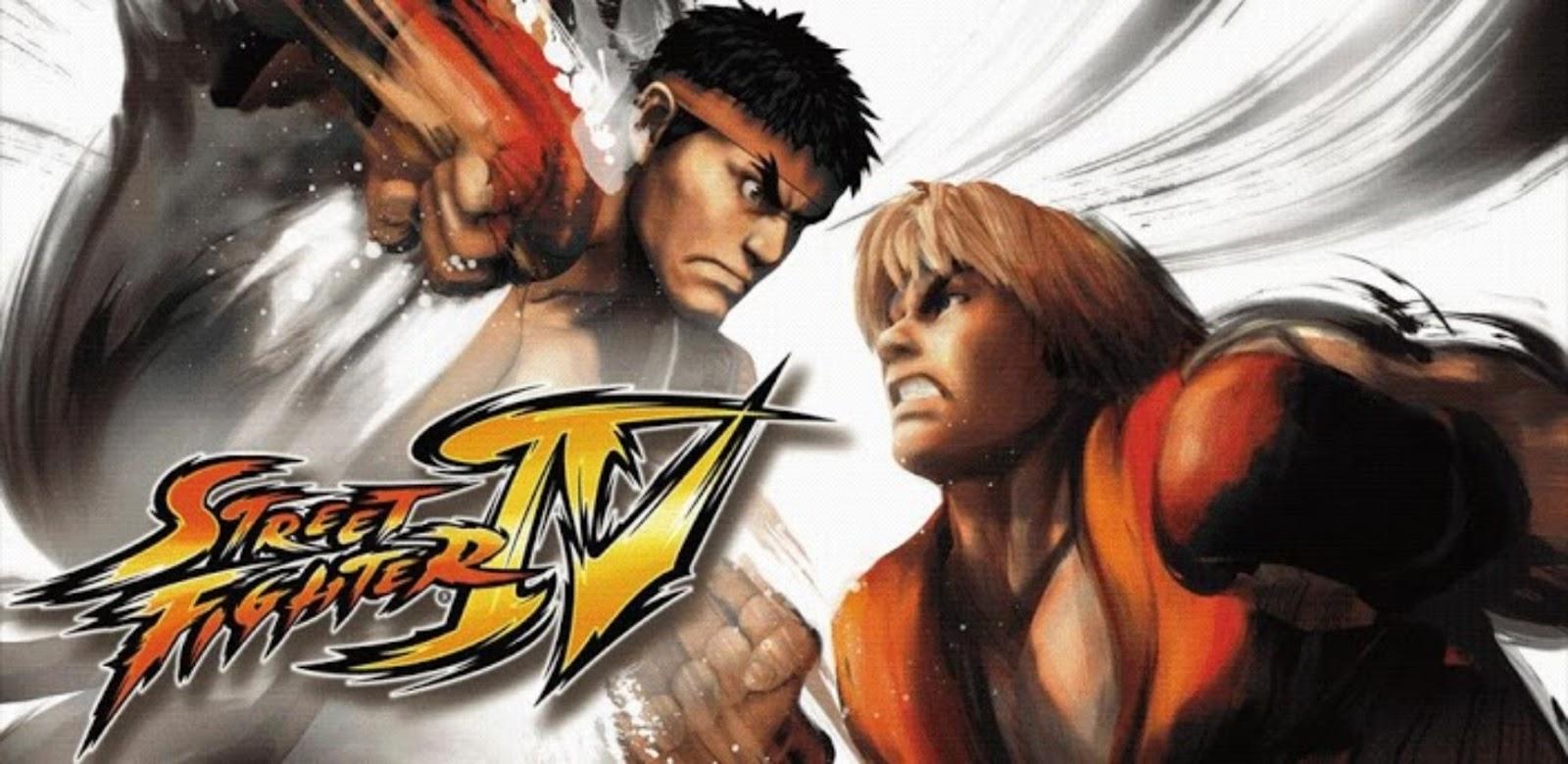 Street Fighter Roid