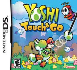 Yoshi Touch & go, NDS, Español, Mega,