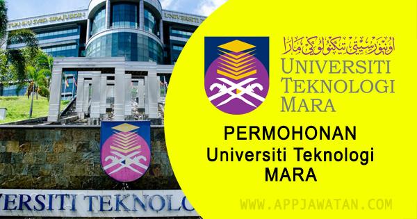Permohonan jawatan kosong di Universiti Teknologi Mara (UiTM)