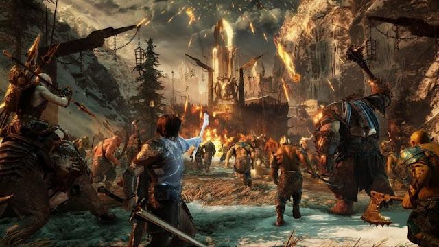 لعبة Middle-earth: Shadow of War ستتضمن 53 إنجاز و إليكم القائمة النهائية