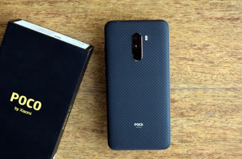 The Most  Popular Gadget Product |  POCO F1, Master of Speed