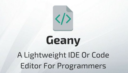 IDE and Code Editor - Geany