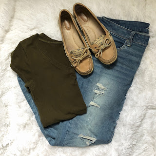 3 Denim Themed Outfits for National Denim Day
