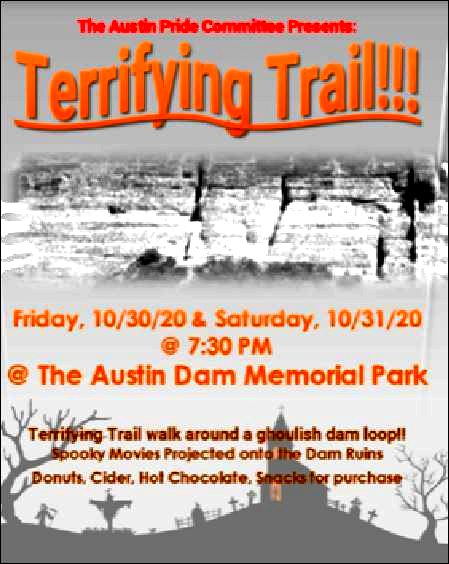 10-30/31 Terrifying Trail, Austin