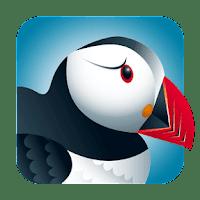 تطبيق Puffin Browser Pro  المدفوع للاندرويد
