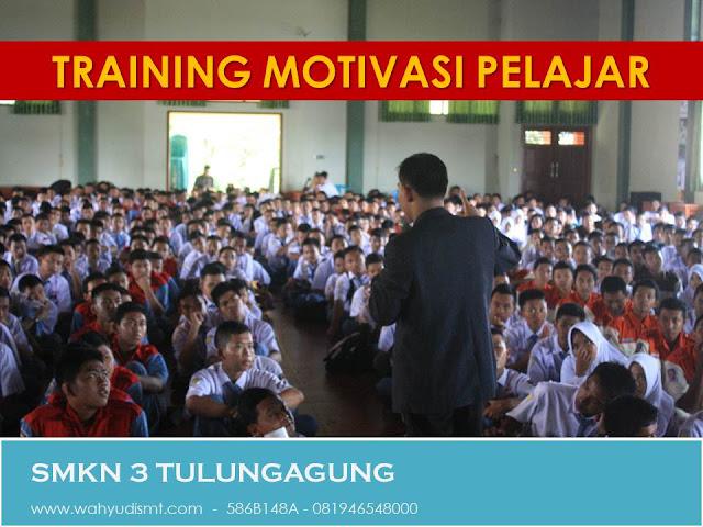 Training Motivasi pelajar/siswa