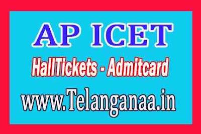 AP ICET  Admitcard Download