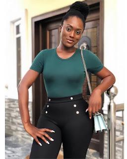Nollywood actress, Linda Osifo narrates her journey to becoming a Lagos landlord (Photos)