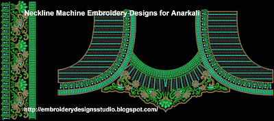 ANARKALI AND UMBRELLA FROCK MEBROIDERY