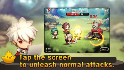 God of Attack MOD Unlimited Money v2.0.2 Apk Android Game Terbaru