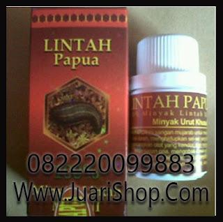 jual obat lintah papua di kalimantan timur 082220099883