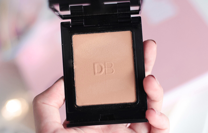Designer Brands Glow Get Em Pressed Bronzer review swatches