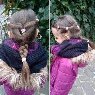 penteado para meninas, bel para meninas, traça simples, vida na italia, mae de menina
