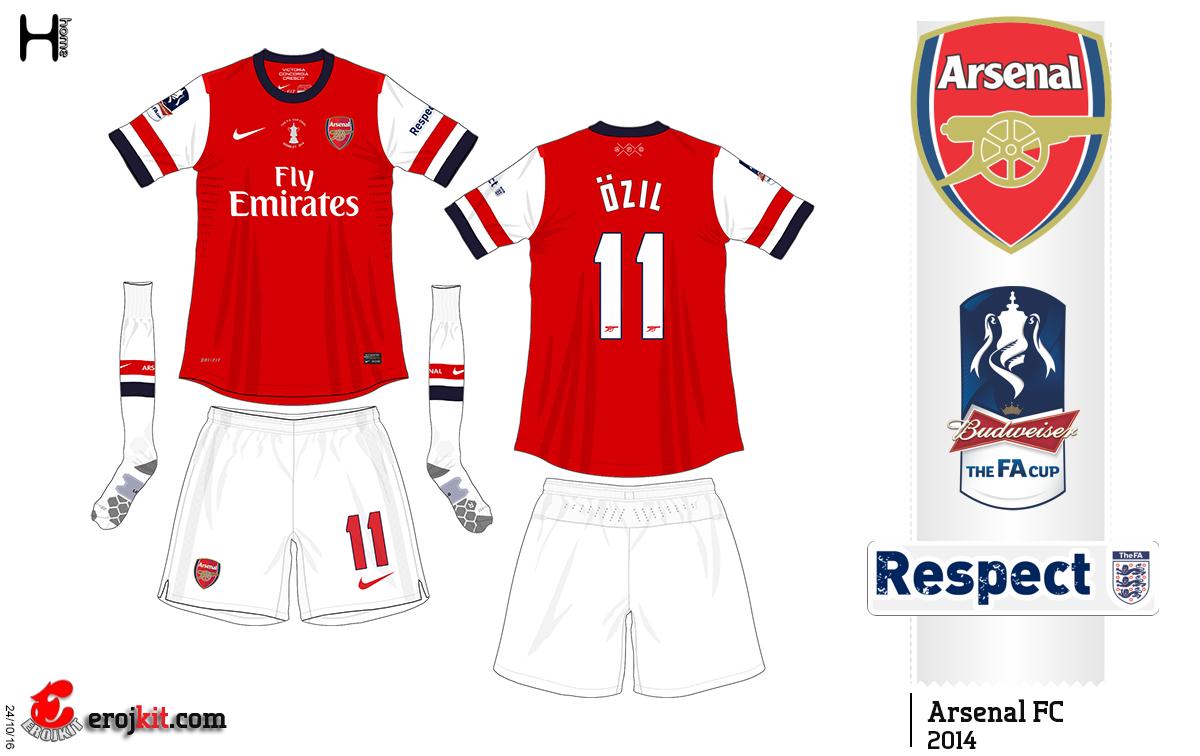 Até hoje o Arsenal é o maior vencedor da FA Cup 3a0b19dccfd35