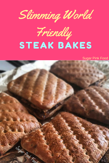 Fake Steak Bakes, Cheese & Onion Bakes slimming world recipe