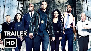 Brooklyn Nine-Nine 7° Sétima Temporada - Trailer