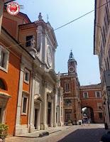 Rávena - Iglesia S. Maria del Suffragio