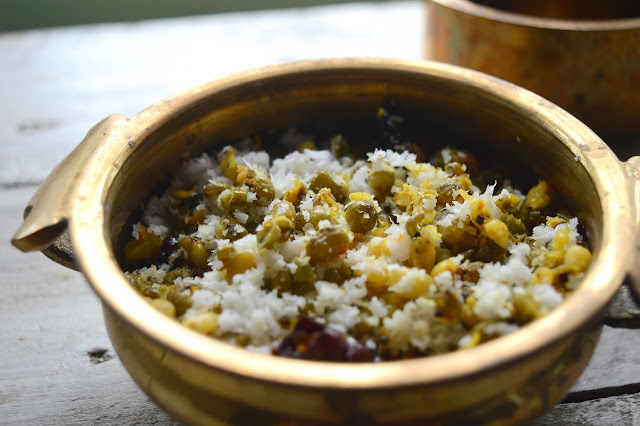 Pasi Payaru Sundal | Mung Beans Sundal | Snack Recipe