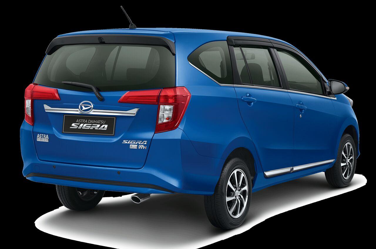 Jual Mobil Daihatsu Sigra Harga 100 Jutaan