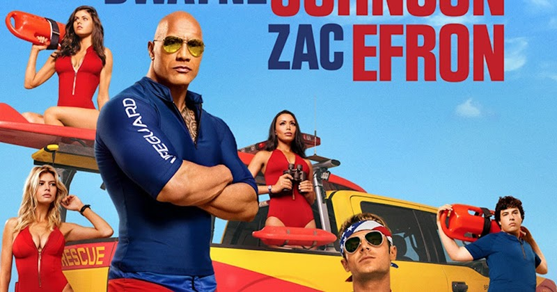 ef618fc729d9 Movie Review  Baywatch (2017)