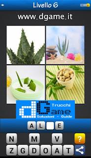 PACCHETTO 7 Soluzioni Trova la Parola - Foto Quiz con Immagini e Parole livello 6