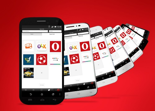 Forget Google Chrome Opera Mini is the best Android browser