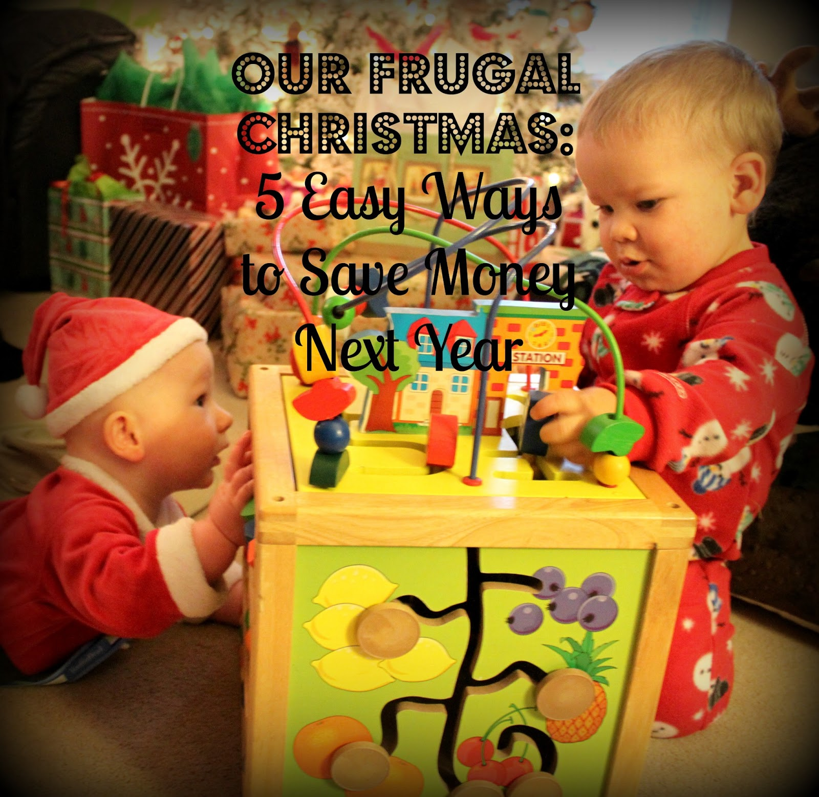 Easy Year To Travel On Christmas: Frugal Christmas: Five Easy Ways To Save Money Next Year