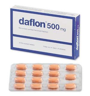 سعر دافلون للنزيف daflon price